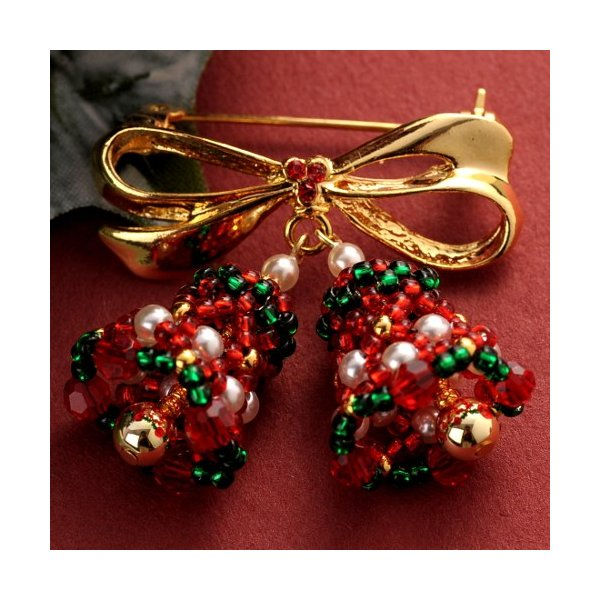ビーズ キット クリスマス ジングルベル beadsmania-shop 02