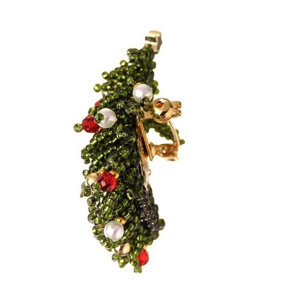 ビーズ キット クリスマスツリー クリスマスブローチ beadsmania-shop 03