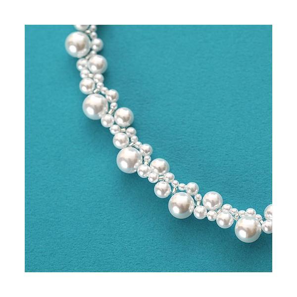 ビーズ キット アクセサリー Laciq Beads チェリーパールのネックレス&イヤリング|beadsmania-shop|02