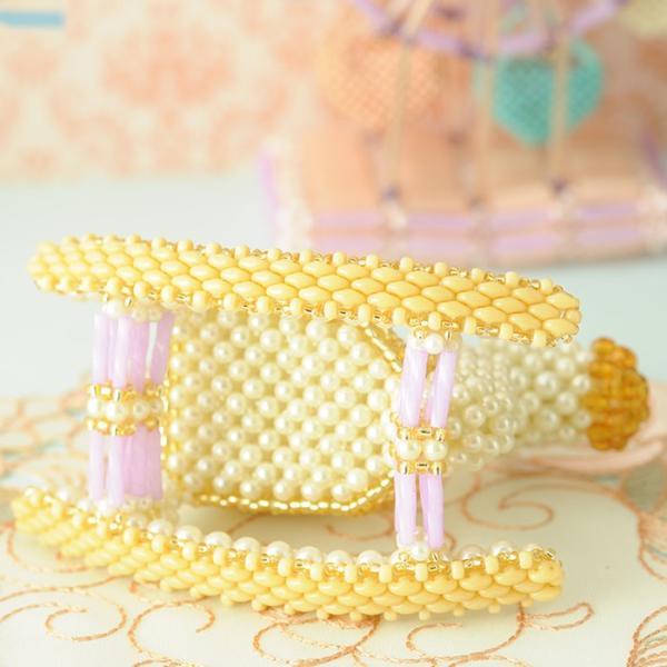 ビーズキット おもちゃ Babyギフト〜ゆらゆら木馬〜 ビーズマニア|beadsmania-shop|05