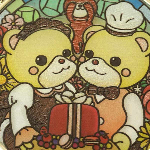 ステンドグラス サンキャッチャー 壁掛け ビーズマニアオリジナル☆サンキャッチャー beadsmania-shop 04