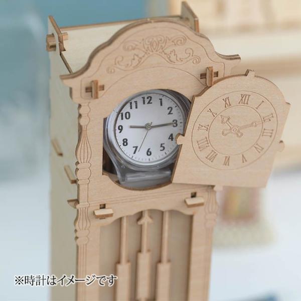 クラフト キット ハンドメイド 手作り  Wooden Art ki-gu-mi 古時計 ウォッチケース beadsmania-shop 02