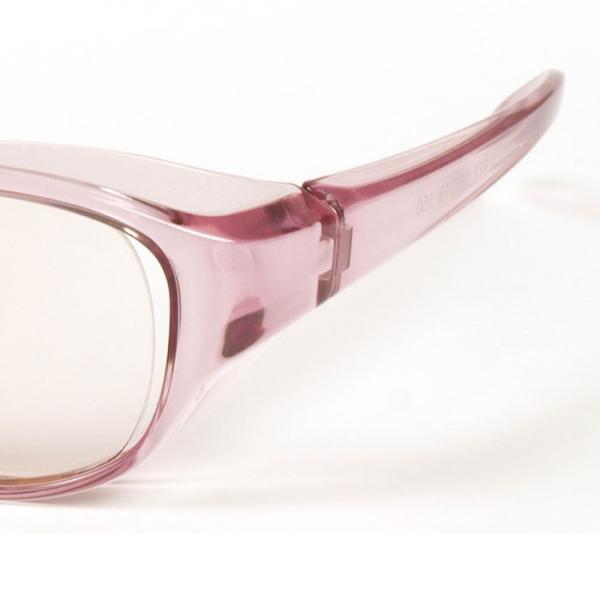 拡大鏡  眼鏡 ルーペ メガネ型ルーペ めがね 両手が使える高倍率拡大鏡(ブルーライトカット) 視力補正|beadsmania-shop|03