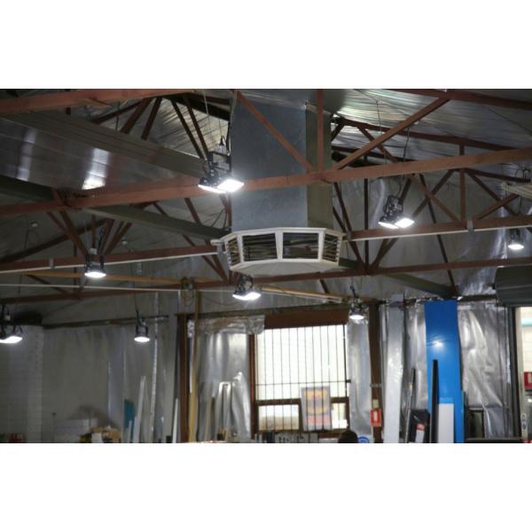 LED投光器 400W 投光器 LED 屋外 看板 駐車場 倉庫 工場 作業灯 防犯灯 LED高天井 照明器具 LEP400S ビームテック|beamtec-forbusiness|04