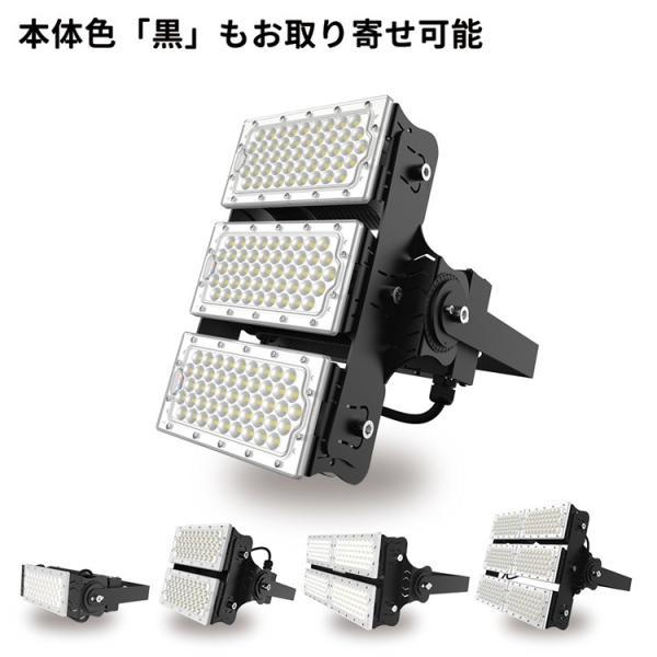 LED投光器 600W 投光器 LED 屋外 看板 駐車場 倉庫 工場 作業灯 防犯灯 LED高天井 照明器具 LEP600S ビームテック|beamtec-forbusiness|08