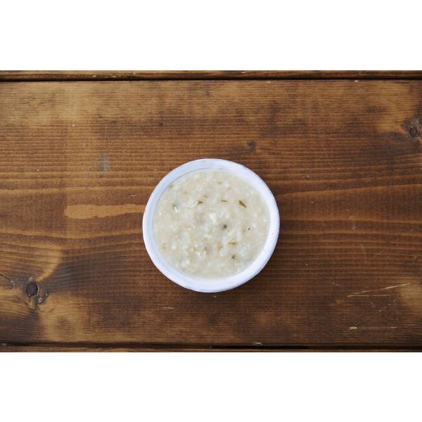 離乳食 無添加 ベビーフード オーガニック 有機無農薬 野菜 天然だし BabyOrgente 鯛と水菜おじやタイプ 1袋 beans-japan 05