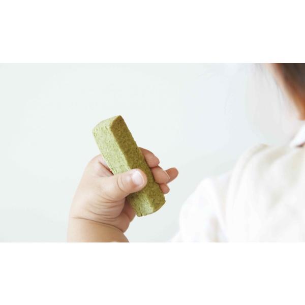 子供用 無添加 お菓子 砂糖不使用 オーガニック 有機無農薬 野菜 クッキー Orgente ビタミン タイプ 1箱|beans-japan|02