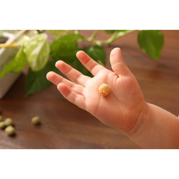子供用 無添加 パフ お菓子 化学農薬不使用 砂糖や食塩不使用 Orgente PUFF プレーン 8袋入り|beans-japan|04