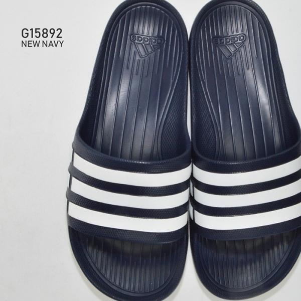 アディダス メンズ シャワーサンダル スポーツサンダル デュラモ スライド adidas DURAMO SLIDE G14309 G15890 G15892 U43664 bearfoot-shoes 03