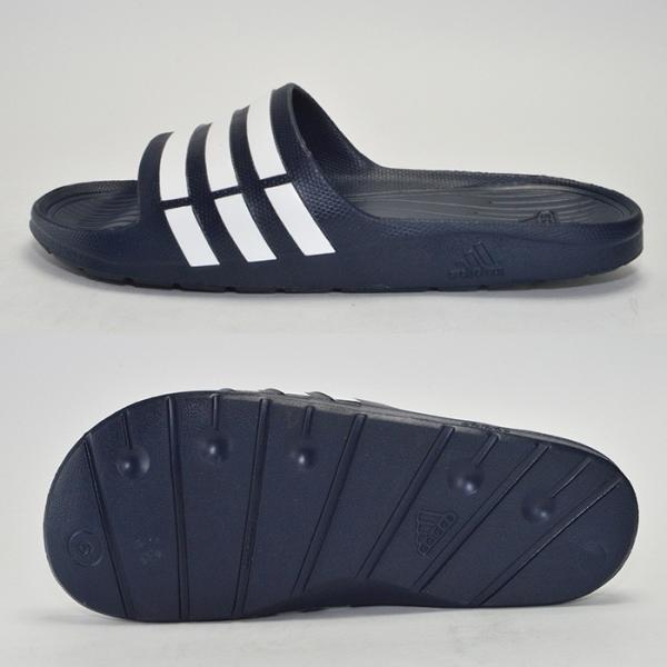 アディダス メンズ シャワーサンダル スポーツサンダル デュラモ スライド adidas DURAMO SLIDE G14309 G15890 G15892 U43664 bearfoot-shoes 04