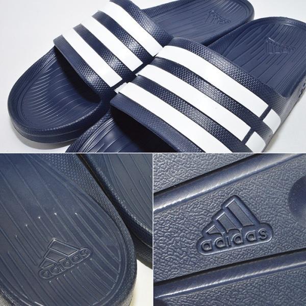 アディダス メンズ シャワーサンダル スポーツサンダル デュラモ スライド adidas DURAMO SLIDE G14309 G15890 G15892 U43664 bearfoot-shoes 05
