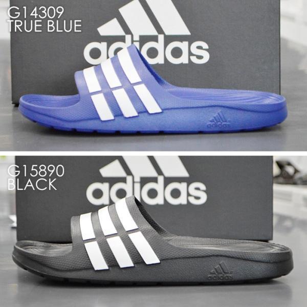 アディダス メンズ シャワーサンダル スポーツサンダル デュラモ スライド adidas DURAMO SLIDE G14309 G15890 G15892 U43664 bearfoot-shoes 06