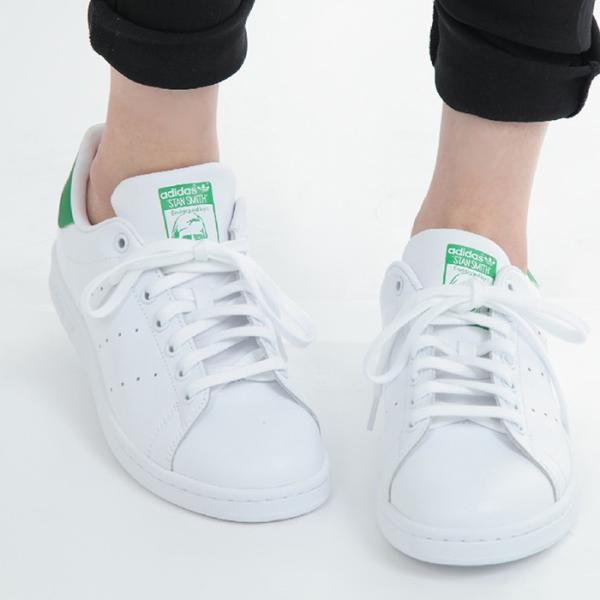 adidas STAN SMITH アディダス メンズ レディース スタンスミス スニーカー M20324 ホワイト グリーン|bearfoot-shoes|08