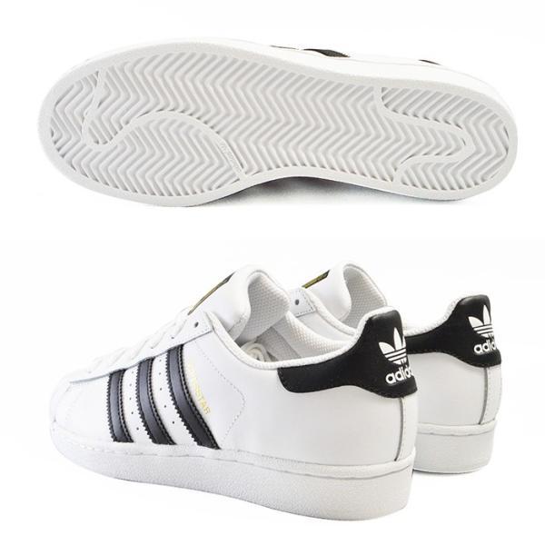 アディダス スーパースターJ レディース スニーカー アディダス C77154 adidas SUPERSTAR FOUNDATION J|bearfoot-shoes|03