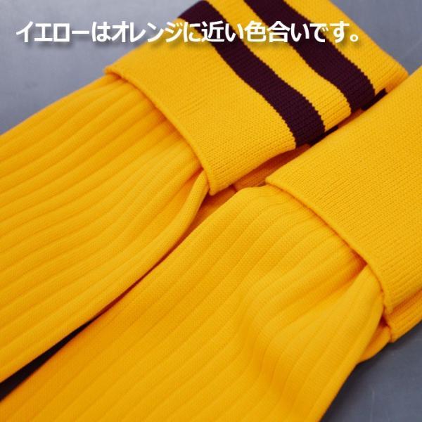 サッカーソックス ストッキング キッズ ジュニア メンズ フットサル 靴下 ソックス サッカー bearfoot-shoes 06