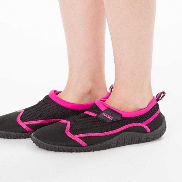 レディース 女性 婦人 水陸両用 ウォーターシューズ マリンシューズ アクアシューズ シューズ アウトドア 靴 スニーカー 海 レジャー bearfoot-shoes 14