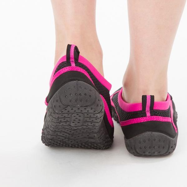レディース 女性 婦人 水陸両用 ウォーターシューズ マリンシューズ アクアシューズ シューズ アウトドア 靴 スニーカー 海 レジャー bearfoot-shoes 15