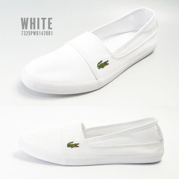 メンズ レディース ユニセックス MARICE BL 2 シューズ LACOSTE ラコステ マリス スリップオン キャンバス スリッポン スニーカー 靴|bearfoot-shoes|02