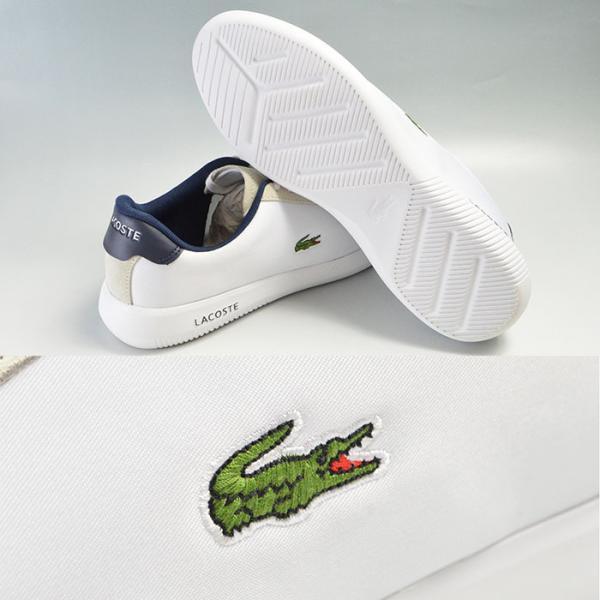 ラコステ スニーカー メンズ シューズ 靴 アバンス キャンバス LACOSTE AVANCE 318 3|bearfoot-shoes|03