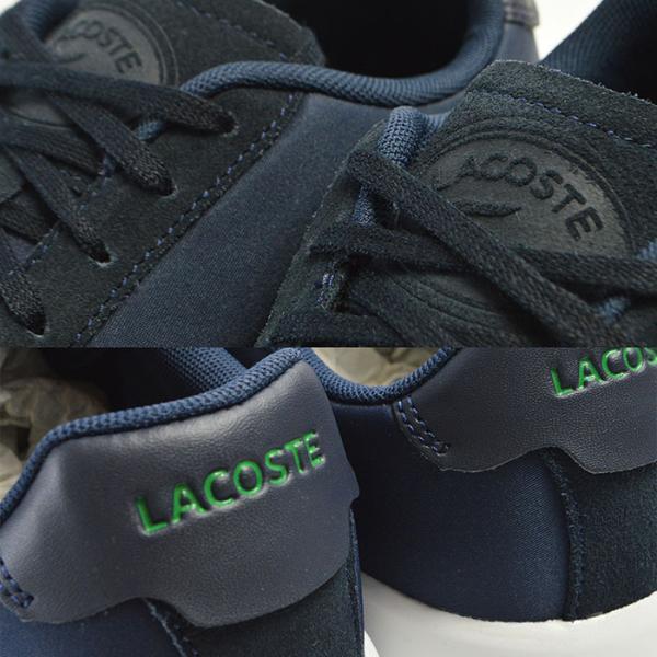 ラコステ スニーカー メンズ シューズ 靴 アバンス キャンバス LACOSTE AVANCE 318 3|bearfoot-shoes|07