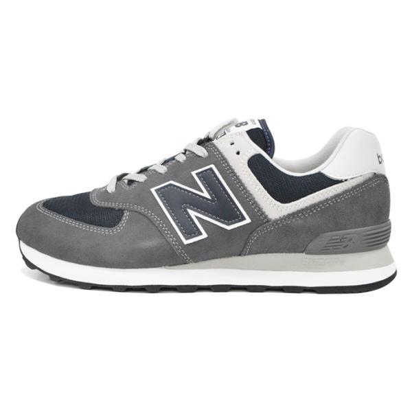 メンズ 男性 紳士 ニューバランス 574 NEW BALANCE ML574 ウォーキング ランニング ブランド シューズ スニーカー 靴|bearfoot-shoes|03