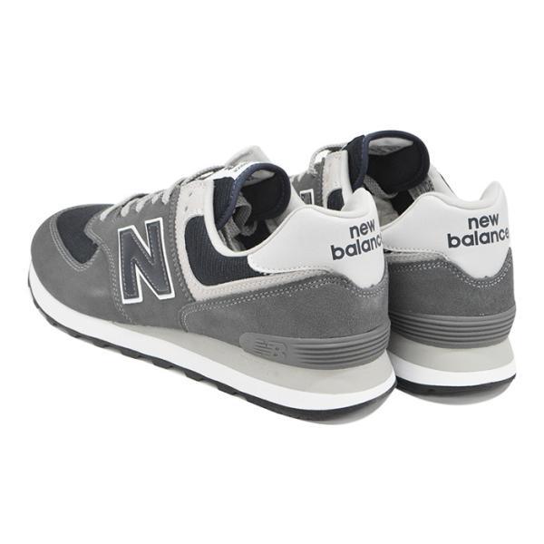 メンズ 男性 紳士 ニューバランス 574 NEW BALANCE ML574 ウォーキング ランニング ブランド シューズ スニーカー 靴|bearfoot-shoes|05