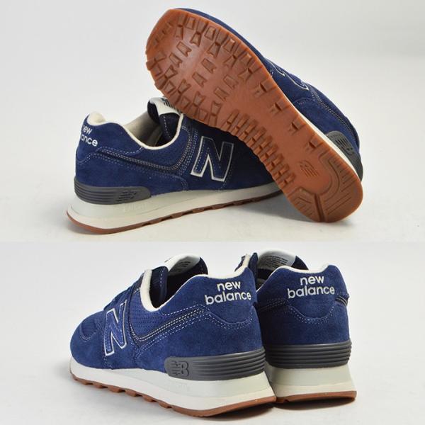 メンズ 紳士 男性 シューズ 靴 new balance 574 ニューバランス ウォーキング ML574ESE ML574ESG ML574ESJ スニーカー|bearfoot-shoes|05