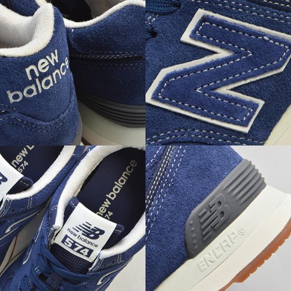 メンズ 紳士 男性 シューズ 靴 new balance 574 ニューバランス ウォーキング ML574ESE ML574ESG ML574ESJ スニーカー|bearfoot-shoes|06