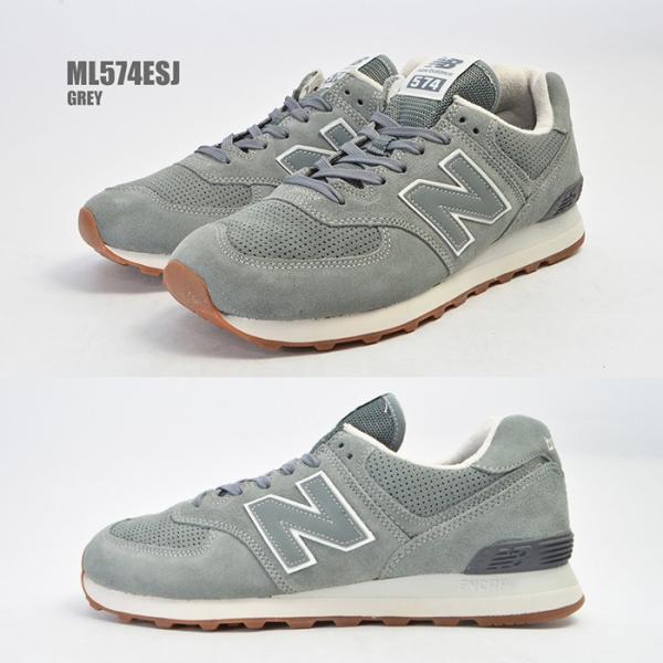 メンズ 紳士 男性 シューズ 靴 new balance 574 ニューバランス ウォーキング ML574ESE ML574ESG ML574ESJ スニーカー|bearfoot-shoes|07