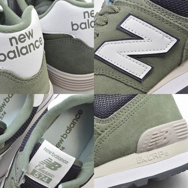 メンズ 紳士 男性 シューズ 靴 new balance 574 ニューバランス ウォーキング ML574ESP ML574ESR ML574ESS スニーカー bearfoot-shoes 04