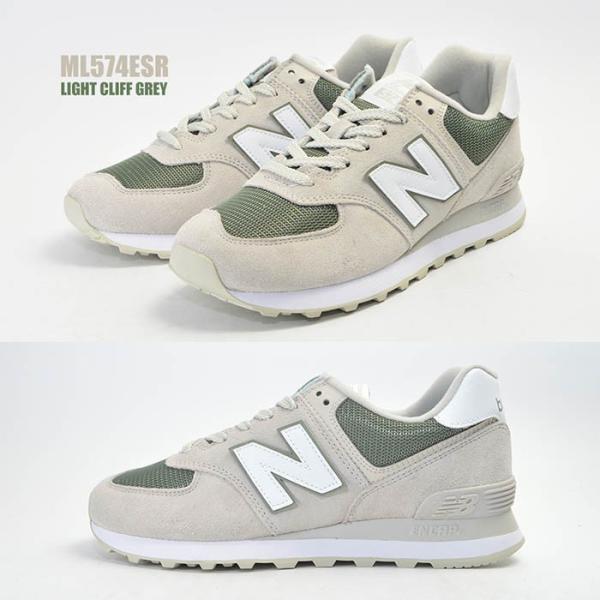 メンズ 紳士 男性 シューズ 靴 new balance 574 ニューバランス ウォーキング ML574ESP ML574ESR ML574ESS スニーカー bearfoot-shoes 05