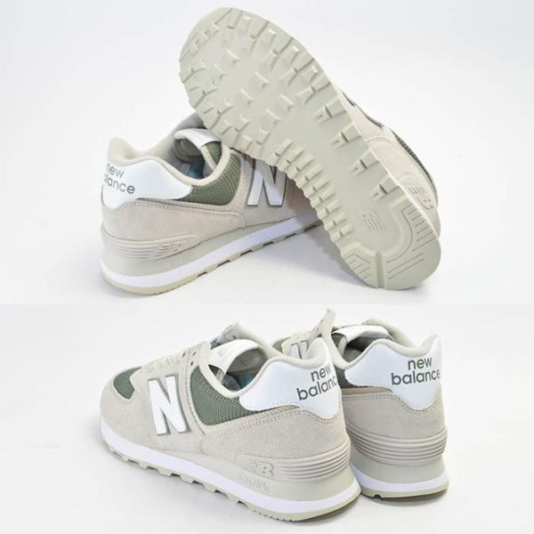メンズ 紳士 男性 シューズ 靴 new balance 574 ニューバランス ウォーキング ML574ESP ML574ESR ML574ESS スニーカー bearfoot-shoes 06