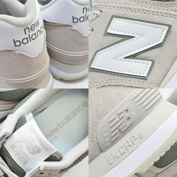 メンズ 紳士 男性 シューズ 靴 new balance 574 ニューバランス ウォーキング ML574ESP ML574ESR ML574ESS スニーカー bearfoot-shoes 07