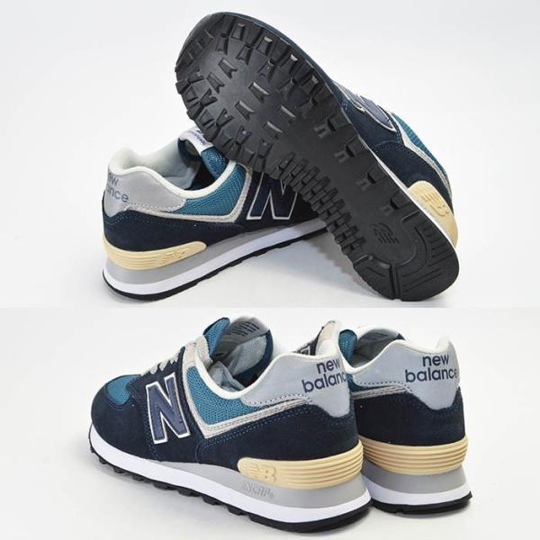 メンズ 紳士 男性 シューズ 靴 new balance 574 ニューバランス ウォーキング ML574ESP ML574ESR ML574ESS スニーカー bearfoot-shoes 09