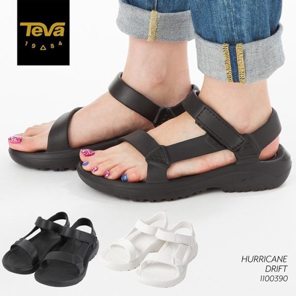 TEVA 1102390 テバ レディース 女性 婦人 スポーツサンダル EVA スポサン ハリケーン W HURRICANE DRIFT|bearfoot-shoes