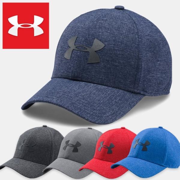 アンダーアーマー メンズスポーツキャップ 帽子 ゴルフ UNDER ARMOUR MENS COOLSWITCH AV 2.0 CAP|bearfoot-shoes