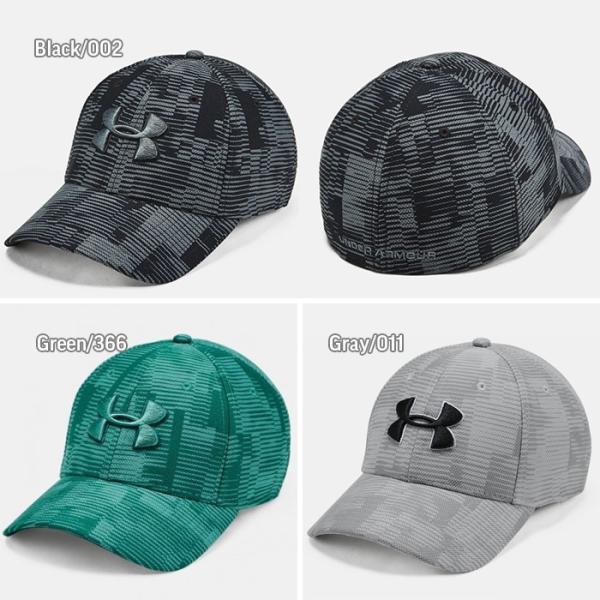 アンダーアーマーヒートギア メンズ キャップ 帽子 ゴルフ スポーツ テニス UNDER ARMOUR 1305038|bearfoot-shoes|02