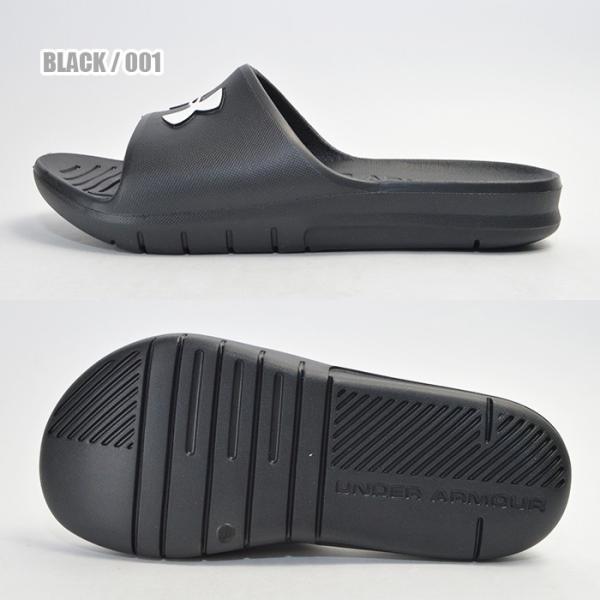 メンズ アンダーアーマー UNDER ARMOUR 3021286 コアスライド シャワーサンダル ビーチサンダル スポーツ|bearfoot-shoes|02