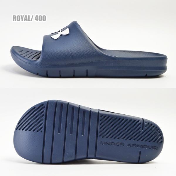 メンズ アンダーアーマー UNDER ARMOUR 3021286 コアスライド シャワーサンダル ビーチサンダル スポーツ|bearfoot-shoes|04