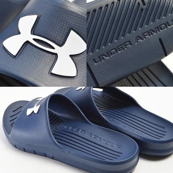 メンズ アンダーアーマー UNDER ARMOUR 3021286 コアスライド シャワーサンダル ビーチサンダル スポーツ|bearfoot-shoes|05