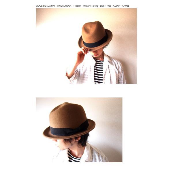 ハット フェルトハット 中折れハット サファリハット 帽子 メンズ レディース|beatjive801|02