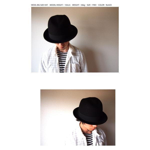 ハット フェルトハット 中折れハット サファリハット 帽子 メンズ レディース|beatjive801|03