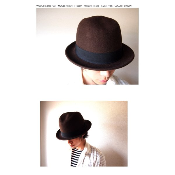ハット フェルトハット 中折れハット サファリハット 帽子 メンズ レディース|beatjive801|04
