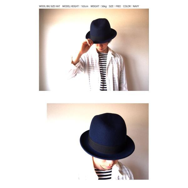 ハット フェルトハット 中折れハット サファリハット 帽子 メンズ レディース|beatjive801|05