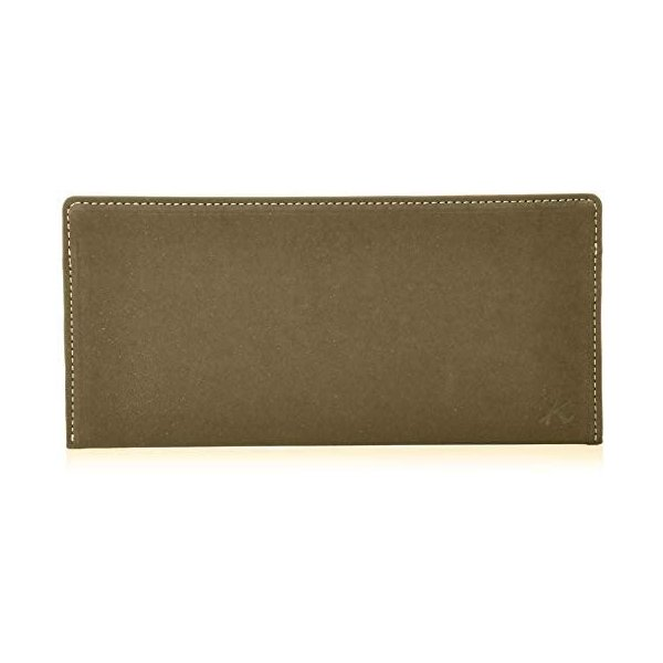 キタムラ 長財布(札入れ)スエードのような風合いPH0667