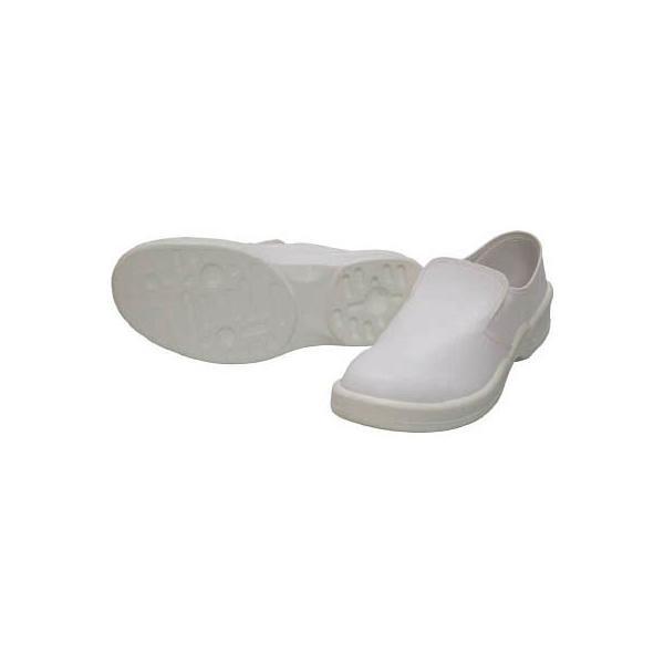 ゴールドウイン 静電安全靴クリーンシューズ ホワイト 23.0cm PA9880W23.0