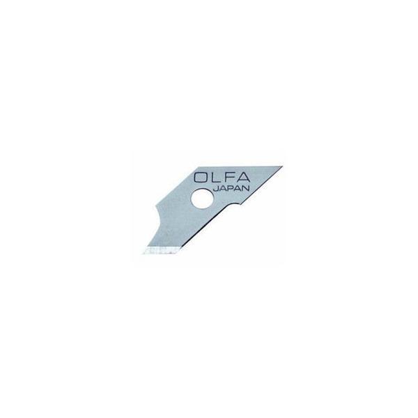 OLFA オルファ コンパスカッター 替刃 15枚入 ポリシース XB57