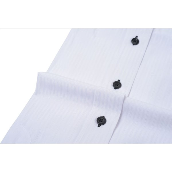 ワイドカラー ワイシャツ yシャツ メンズ おしゃれ 長袖 安い 結婚式 二次会 パーティー ドレスシャツ フォーマル|beauty-ex|09