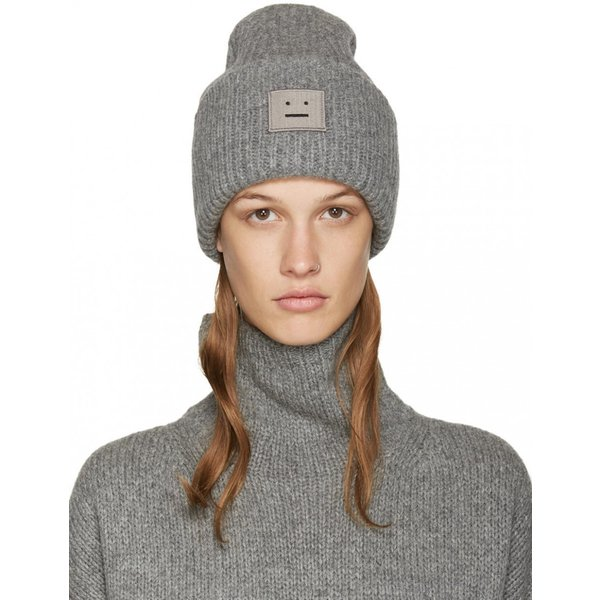 Acne Studios Pansy wool Large face Hat アクネストゥディオズ パンジー 大人用 帽子|beautyes ... 208e6bc163d