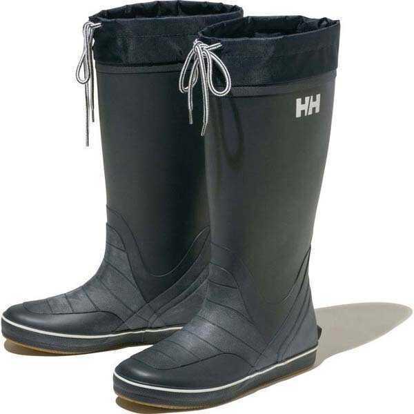 ヘリーハンセン ヘリーデッキブーツ [サイズ:L(26〜26.5cm)] [カラー:ヘリーブルー] #HF91670-HB HELLY DECK BOOTS HELLY HANSEN